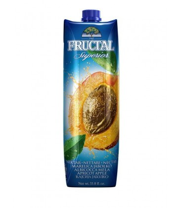 Fructal Nectar Apricot 1 L x 12