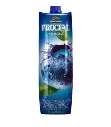 Fructal Blueberry / Aronia 1 l x 12