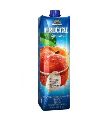 Fructal Nectar Peach 1 L x 12