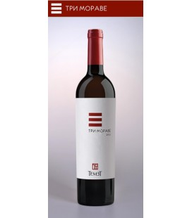 Temet Tri Morave red wine 750ml