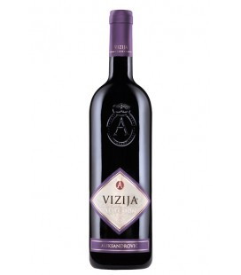 Vinarija Aleksandrovic Vizija Selection red wine 750ml