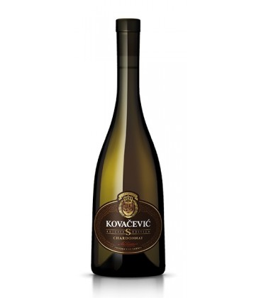 Kovacevic Chardonnay S premium white wine 750ml Barrique