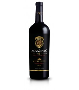 Kovacevic Aurelius S premium red wine 750ml Barrique