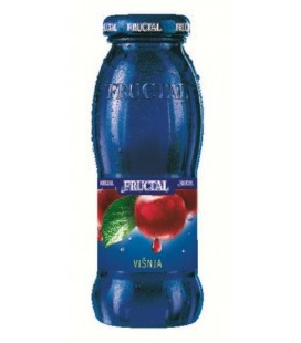 Fructal Sourcherry juice 200mlx12