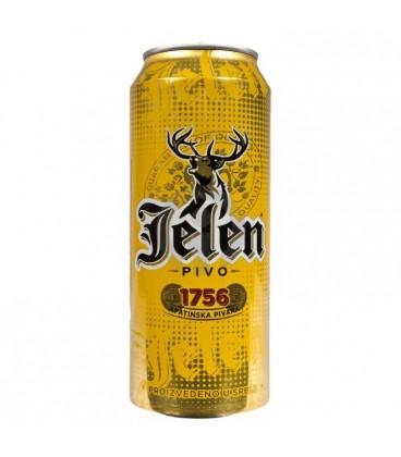 Jelen beer CAN 0.5 x 24