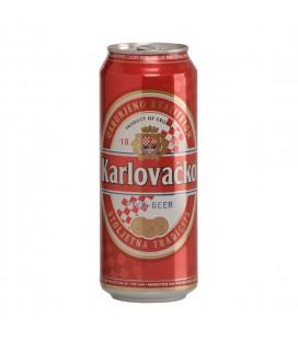 Karlovacko beer CAN 0.5 x 24