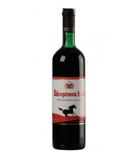 Zdrepceva krv red wine 750 mlx6