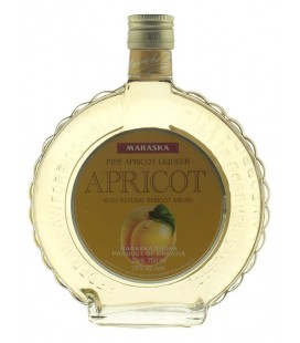 Maraska Apricot brandy 750 ml FLASK
