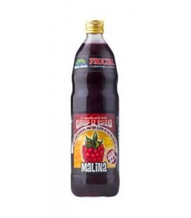 Fructal Raspberry syrup 1 L x 6