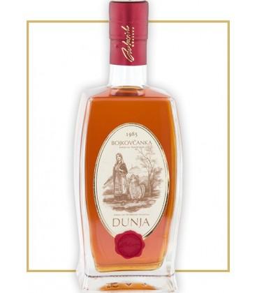 Bojkovcanka Dunja Quince brandy 10 y.o