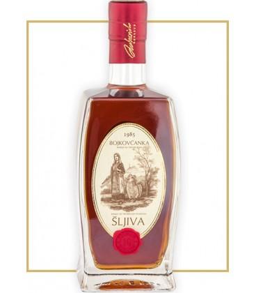 Bojkovcanka Premium Sljiva Plum brandy 10 y.o
