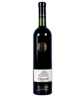 Manastir Tvrdos Vranac red wine 750ml