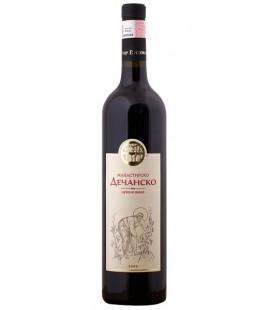 Manastir Dečani Red Wine 0,75l Alc. 13,5%