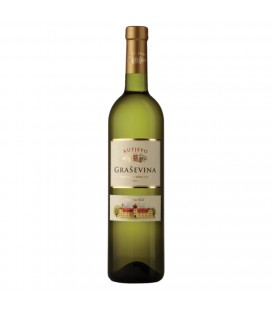 Kutjevo Grasevina High Premium white wine 750ml