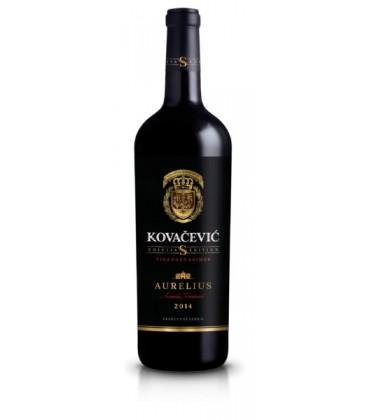 Kovacevic Aurelius S premium red wine 750ml Barrique
