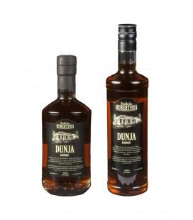 Hubert 1942 Quince brandy 700ml Barrique