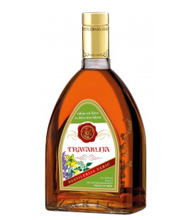 Distillery Zaric Travaklija Herbal Liquor 700 ml
