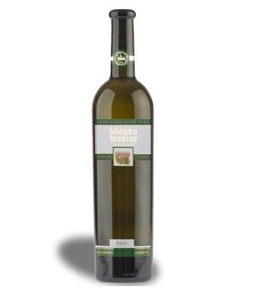Vinarija Citluk Zilavka white wine 750ml
