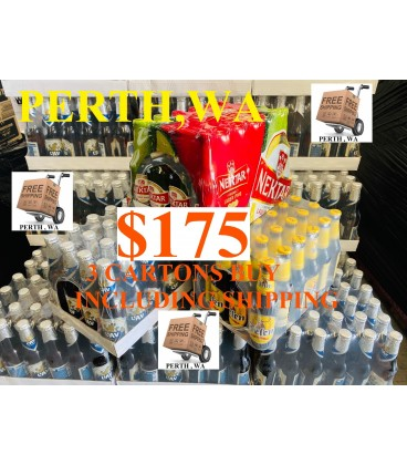 Jelen beer,Lav beer and Nektar beer 330mlx24 make a choice 3 cartons buy deal
