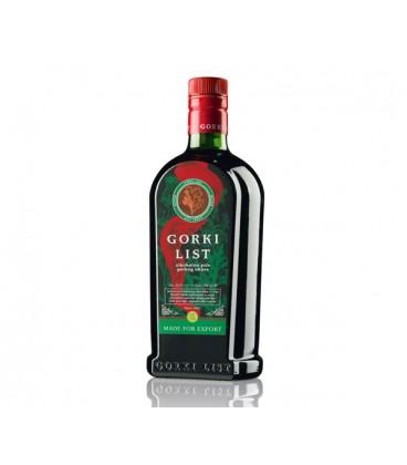 Gorki List pelinkovac herbal liquor 700ml