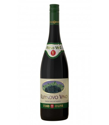 Vino Zupa Blackberry wine 750ml
