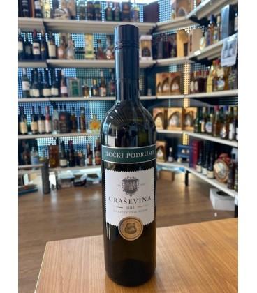 Ilocki Podrumi Grasevina white wine 750ml