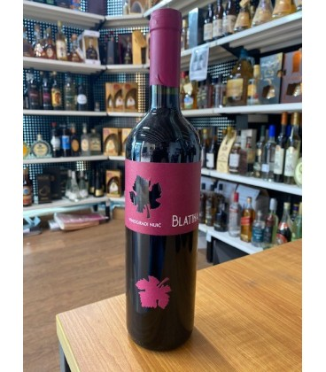 Nuic Blatina red wine 750ml