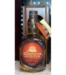 Zlatna Dolina Sljivovica Plum brandy 700ml