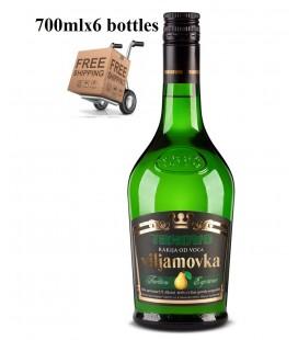 Takovo Vilijamovka Pear brandy 700x6 - Free shipping