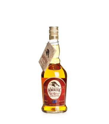 Stara Sokolova Plum brandy 700ml Export