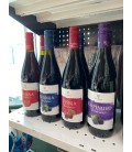 Fruit flavors red wine 750 mlx6