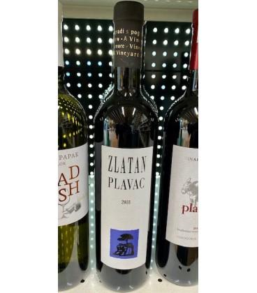ZLATAN Plavac red wine 750ml