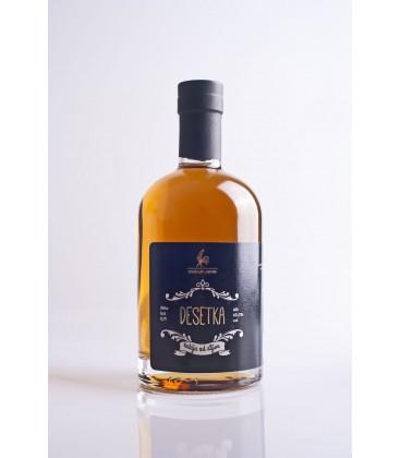 Pevac plum brandy 0.7 L 10 y.o