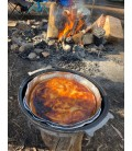SAC -PEKA- CAMPING COOKING STEEL POT