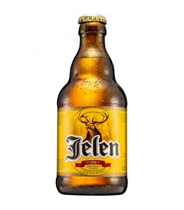 Jelen beer 0.33 x 24