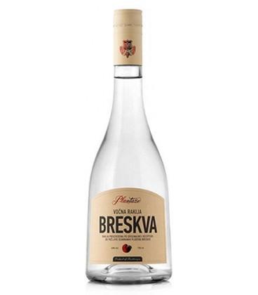 Plantaze Breskva Peach brandy 700ml 5