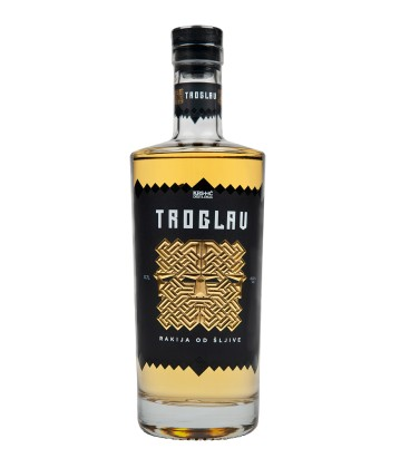 Krstic Troglav Plum brandy 700ml