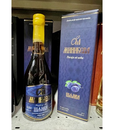 Miniceva Sljiva Plum brandy 700ml