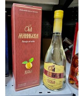 Miniceva Dunja Quince brandy 700ml Y2009