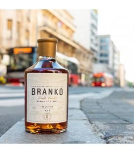 BRANKO Plum brandy 700ml 50%Alc