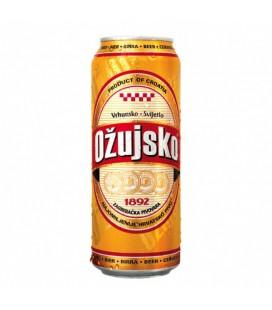Ozujsko beer 500mlx24 CAN